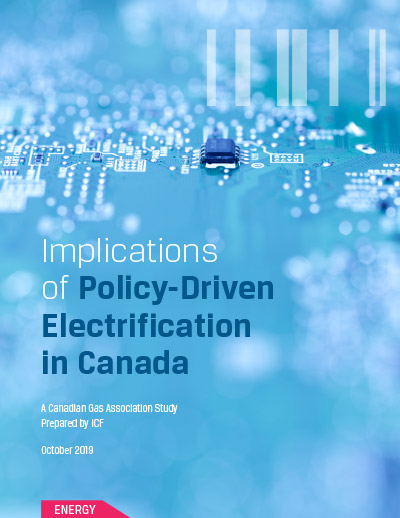 The Implications of Policy Driven Electrification Cover