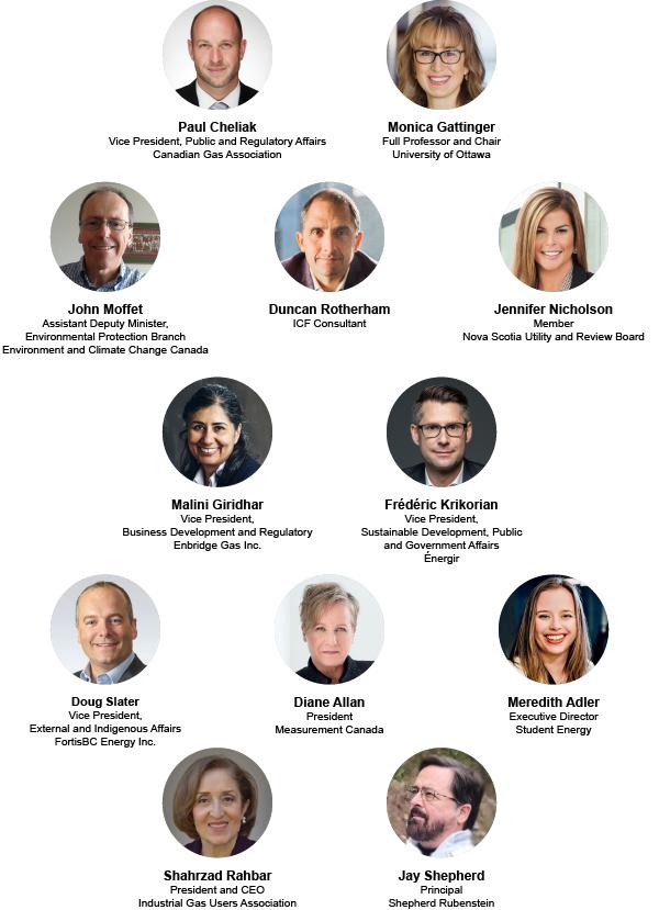Net Zero 2050 Workshop speakers