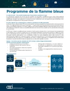 ACG Programme de la flamme blue